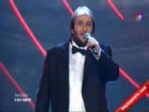 O Ses Türkiye - Hasan'dan 'Caruso' Performansı Video