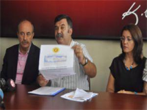 KAYSERİ EĞİTİM-SEN'DEN CHP'YE ZİYARET
