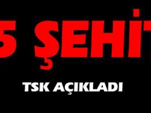 Afyonkarahisar'dan kara haber: 25 şehit