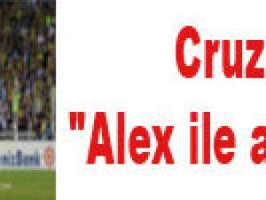 Cruzeiro: Alex ile anlaştık
