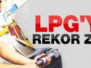 LPG'ye Rekor Zam!