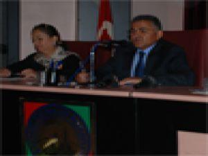 Melikgazi belediyesi meclis toplatısını yaptı