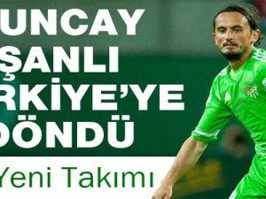 Tuncay Şanlı Bursaspor'a transfer oldu