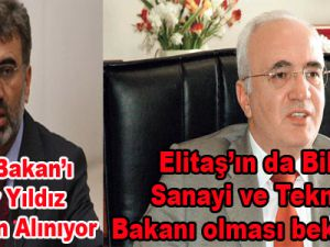 AK Parti kulislerinde bazı bakanların görevden alınacağı konuşuluyor