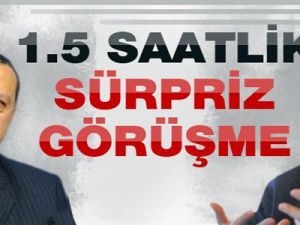 Başbakan Tayyip Erdoğan Süleyman Soylu ile 1.5 saat görüştü?