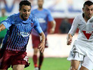 Trabzonspor penaltılarla UEFA'dan elendi