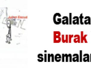 Galatasaraylı Burak Yılmaz sinemalarda! Video