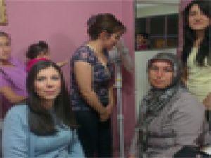 Pelin Gündeş Bakır Develi Ak Parti İlçe Kadın Kolları Programına Katıldı