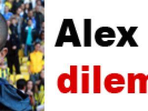 Alex özür dilemedi!