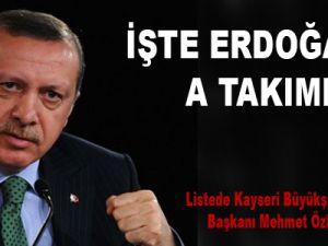 Başbakan Erdoğan'ın yeni gözdeleri