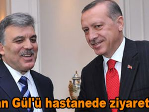 Başbakan'dan Gül'e ziyaret!