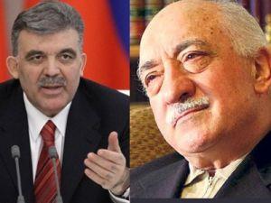 Fethullah Gülen'den Abdullah Gül'e geçmiş olsun mesajı!