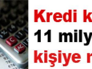 Kredi kullanan 11 milyon kişiye müjde