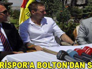 KAYSERİSPOR'A BOLTON'DAN STOPER
