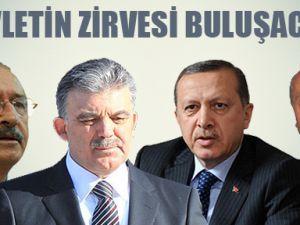Devletin zirvesi Gaziantep'te