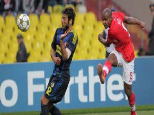 Spartak Moskova-Fenerbahçe maçının golleri / Video