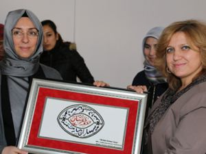 Kayseri'nin First Lady'leri