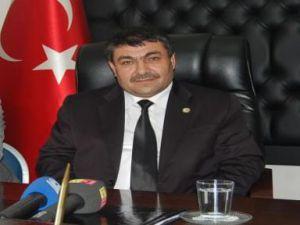 Kocasinan Ziraat Odası Başkanı Abdulkadir Güneş Bayram Mesajı