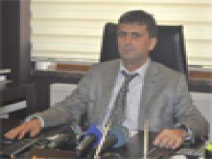 Türk Yol-İş Sendikası 2'Nolu Şube Başkanlığı Genel Sekreteri Nurettin Deneme Bayram Mesajı