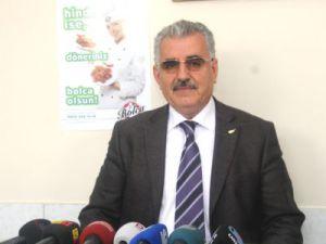 Kayseri Lokanta ve Pastacılar Odası Başkanı Hayrettin Köse Bayram Mesajı