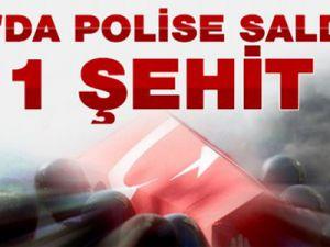 Van'da Depremzedeleri Koruyan Polis Şehit Edildi!..