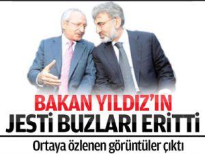 Kılıçdaroğlu için protokolden vazgeçti