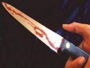 Kocasını bıçaklayan kadın 155'i arayarak