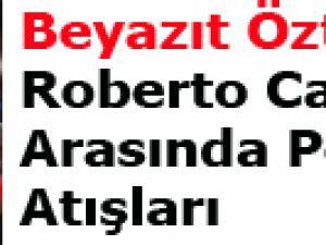 Beyazıt Öztürk ile Roberto Carlos Arasında Penaltı Atışları