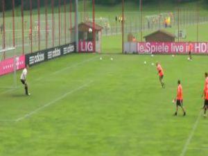 Arjen Robben'den gelişine 'enfes' gol-video