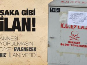KAYSERİ'NİN BAĞRI YANIK MECNU'NU LEYLA'SINI ARIYOR
