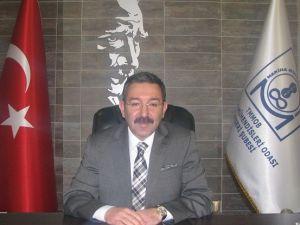MMO Kayseri Şube Başkanı Hakan Özcan'ın Kadir Gecesi Mesajı