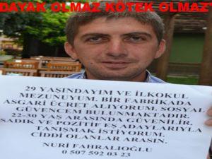 """"""" KAYSERİLİ GENÇ BENDE DAYAK OLMAZ KÖTEK OLMAZ"""""""