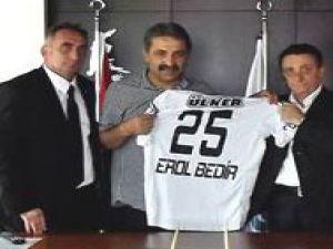 Beşiktaş Kulübü Yöneticilerinden Erol Bedir' E Ziyaret