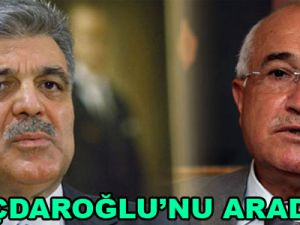 Gül, Kılıçdaroğlu'nu aradı: Çok önemli olay