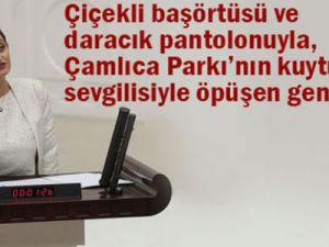 Pavey öpüşen genç kız özgürlüğünü Mustafa Kemal'e borçlu-video