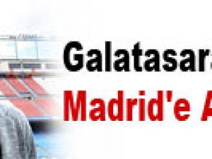 Galatasaray'da Madrid'e Arda jesti