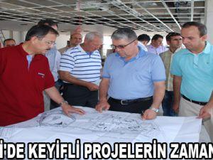 """""""KAYSERİ'DE KEYİFLİ PROJELERİN ZAMANI GELDİ"""""""