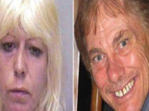 Kocasını grup seks karşılığında öldürttü