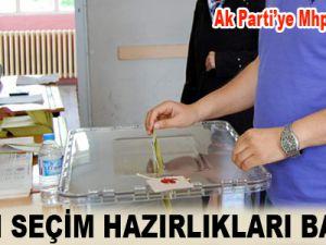 AK Parti erken seçim için tarih verdi