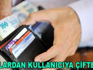 Bankalardan kullanıcılara 2 yeni vurgun