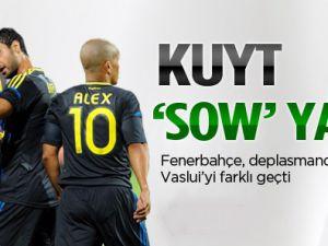 Romanya'da 'Kuyt Sow'!