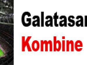 Galatasaray'dan Kombine Rekoru