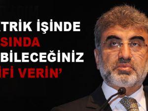 'ELEKTRİK İŞİNDE ARKASINDA DURABİLECEĞİNİZ TEKLİFİ VERİN'
