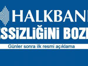 Halkbank'tan oiddialara yanıt
