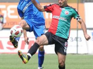 Erciyesspor 1-0 Karşıyaka