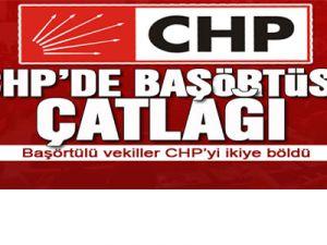 CHP grubunda büyük bir kriz