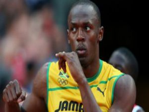 Usain Bolt'tan olimpiyat rekoru