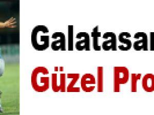 Galatasaray'dan Güzel Prova
