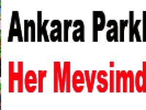 Ankara Parkları Her Mevsimde Çekici