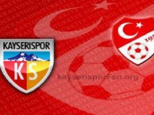 Kayserispordan 5 futbolcu Ümit Milli takıma çağrıldı